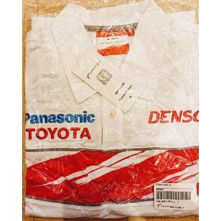 トヨタ(トヨタ)のパナソニック トヨタ レーシング ポロシャツ(ポロシャツ)