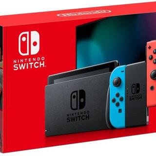 ニンテンドースイッチ(Nintendo Switch)の任天堂Switch ネオン 本体(家庭用ゲーム機本体)