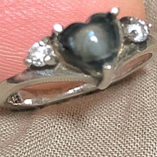 ピンキーリング silver シルバーリング 925 (リング(指輪))