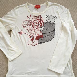 ヴィヴィアンウエストウッド(Vivienne Westwood)の再値下げします! vivienne westwood ロンT サイズ1(Tシャツ(長袖/七分))
