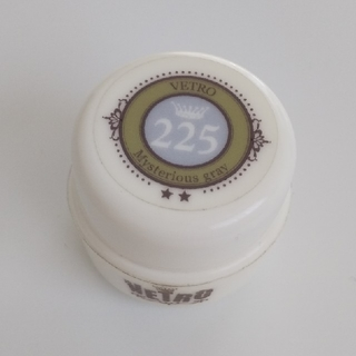 VETRO ベトロ カラージェル 225 ミステリアスグレイ(カラージェル)