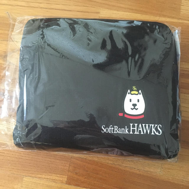 Softbank(ソフトバンク)のソフトバンク お父さん ボストンバッグ エンタメ/ホビーのコレクション(ノベルティグッズ)の商品写真
