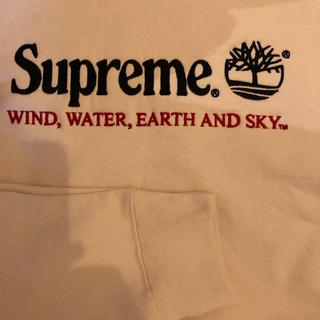 シュプリーム(Supreme)のMサイズ supreme timberland crewneck スウェット(スウェット)