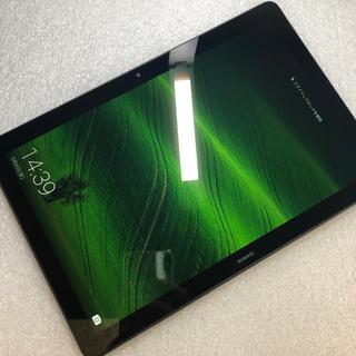 アンドロイド(ANDROID)の[中古品] HUAWEI MediaPad T5 WiFi ブラック(タブレット)