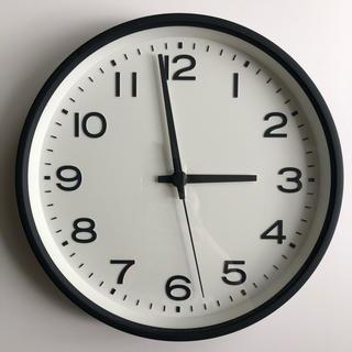 ムジルシリョウヒン(MUJI (無印良品))の早いもの勝ち!無印 MUJI 掛け時計 ウォッチ(掛時計/柱時計)