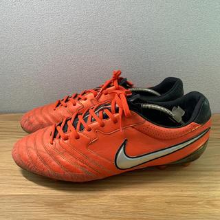 ナイキ(NIKE)のナイキ スーパーリゲラ2(オレンジ) 29cm(サッカー)