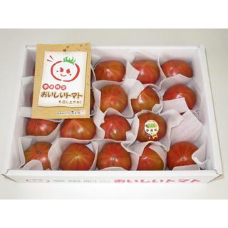 トマトハウス夢風船 おいしいトマト 箱入り 2箱(野菜)