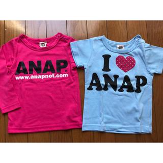 アナップキッズ(ANAP Kids)のANAP kids 6点セット(Tシャツ)