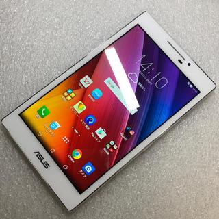エイスース(ASUS)のASUS ZenPad 7.0 SIMフリー ホワイト ジャンク(タブレット)