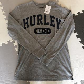 ハーレー(Hurley)のハーレーロンT/サイズM/新品未使用(Tシャツ/カットソー(七分/長袖))