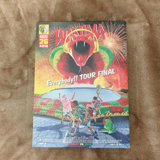 ワニマ(WANIMA)のWANIMA Everybody!! TOUR FINAL DVD(ミュージック)