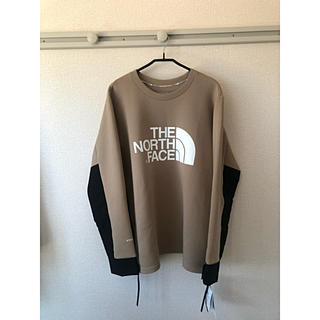 ハイク(HYKE)のTHE NORTH FACE × hyke  Tec Air Big Top(スウェット)