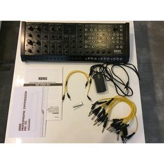 KORG MS-20M Kit アナログシンセサイザー/MS20/MS-20(音源モジュール)