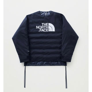 ハイク(HYKE)のTHE NORTH FACE × HYKE LIGHT DOWN TOP(ダウンジャケット)