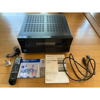 オンキヨー(ONKYO)のONKYO TX-NA1008 ジャンク品 オンキョー 9.1chAVアンプ(アンプ)