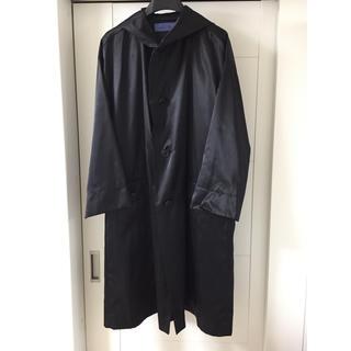 イッセイミヤケ(ISSEY MIYAKE)の1994 イッセイミヤケ フーデッド ウインド コート フード WINDCOAT(ステンカラーコート)
