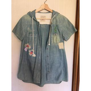 ウエストウッドアウトフィッターズ(Westwood Outfitters)のデニムシャツ(シャツ/ブラウス(長袖/七分))