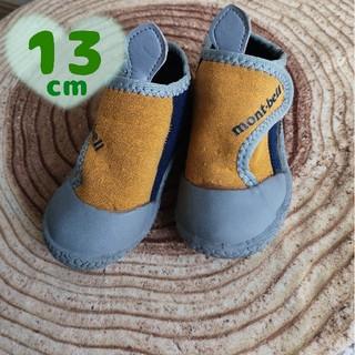 モンベル(mont bell)のモンベル 子供靴(スニーカー)
