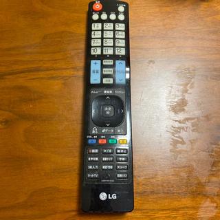 エルジーエレクトロニクス(LG Electronics)の【値下げしました!】LG テレビリモコン 純正品 AKB72914263(テレビ)