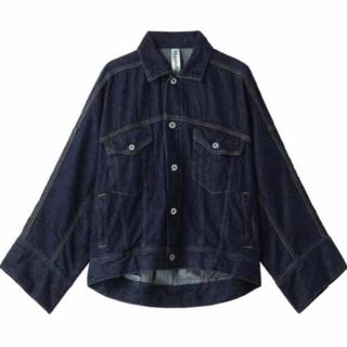 エンフォルド(ENFOLD)の完売★ナゴンスタンス★デニムジャケット36(Gジャン/デニムジャケット)