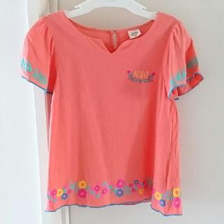 アナップキッズ(ANAP Kids)のANAP カットソー キッズ 120 女の子(Tシャツ/カットソー)