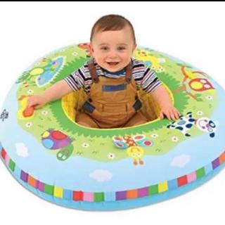 ボーネルンド(BorneLund)のボーネルンド プレイネスト 浮き輪 新生児 0歳(知育玩具)