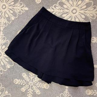 エニィスィス(anySiS)のキュロットスカート any sis/エニィスィス(キュロット)
