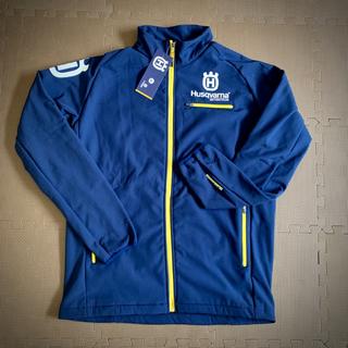 新品 Lサイズ   ジャケット オフロード ジャケット モトクロス ハスクバーナ(ライダースジャケット)