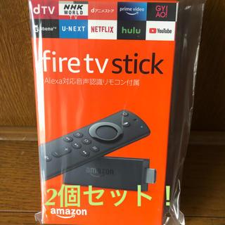 Fire TV Stick - Alexa対応音声認識リモコン付属 3個セット(その他)