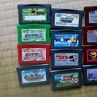 ゲームボーイアドバンス(ゲームボーイアドバンス)のGAMEBOYアドバンス専用カセット(携帯用ゲームソフト)