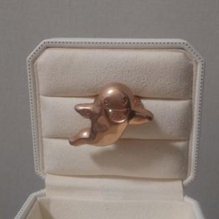 ツモリチサト(TSUMORI CHISATO)のTSUMORI CHISATO リング おばけ 美品(リング(指輪))