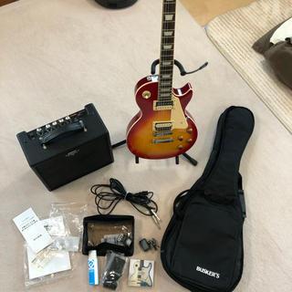 ヤマハ(ヤマハ)のエレキギター 初心者セット 約7万円(エレキギター)