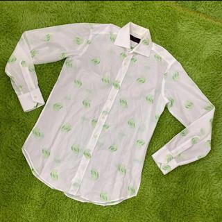 エトロ(ETRO)のETRO ペイズリー刺繍 ブラウス ドレスシャツ エトロ(シャツ)