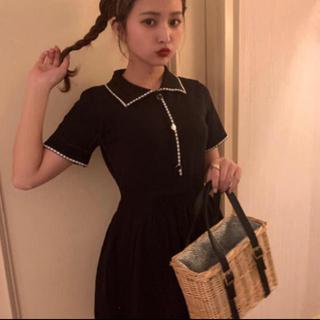 スナイデル(snidel)のDesir one-piece dress ♡(ひざ丈ワンピース)