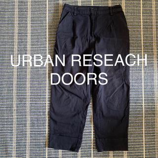 ドアーズ(DOORS / URBAN RESEARCH)のアーバンリサーチドアーズ クロップド丈 パンツ ヤエカ ビームス ビショップ(クロップドパンツ)