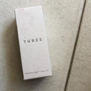 スリー(THREE)のTHREE バランシング Yラインオイル 新品き(オイル/美容液)
