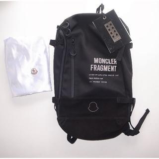 モンクレール(MONCLER)のMONCLER GENIUS × fragment バックパック リュック(バッグパック/リュック)