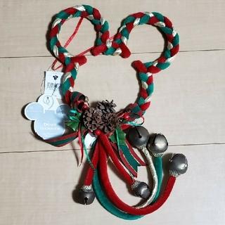 ディズニー(Disney)のディズニー クリスマス ドア リース ドアハンガー(その他)