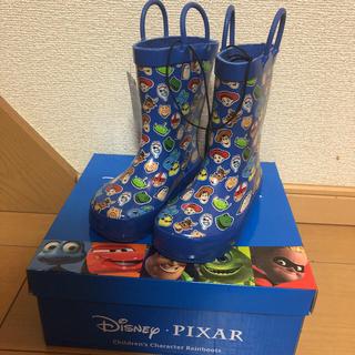ディズニー(Disney)のトイストーリー ピクサー レインブーツ 長靴(長靴/レインシューズ)