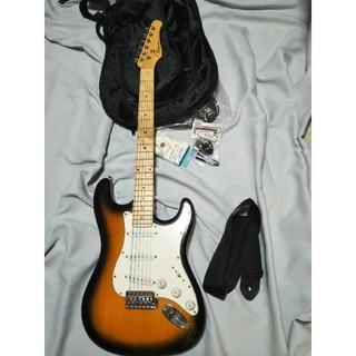 極上美品最終値下げ mavisエレキギター イシバシ楽器プロデュース 送料無料(エレキギター)