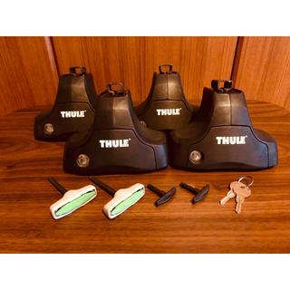 スーリー(THULE)の【保証期間有り】THULE ラピッドシステム KIT 754(車外アクセサリ)