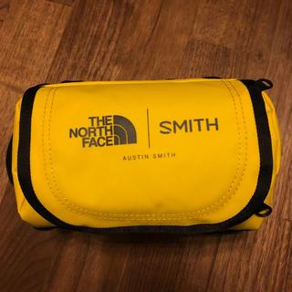スミス(SMITH)のSmith andノースフェイスコラボゴーグルバッグ(アクセサリー)