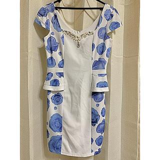 ジュエルズ(JEWELS)のドレス/size L(ミニワンピース)