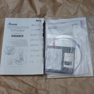 エヌイーシー(NEC)のワイヤレスセット 付属品(PC周辺機器)