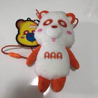 AAA Nissy え〜パンダ ポーチ(アイドルグッズ)