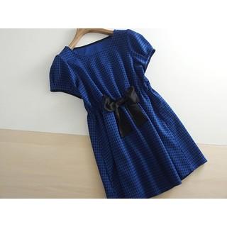 クチュールブローチ(Couture Brooch)の春物 ⚫クチュールブローチ⚫ 半袖チュニック 38 ♪(チュニック)