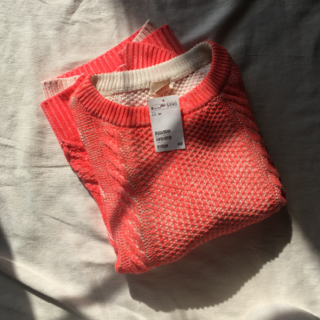 エイチアンドエム(H&M)の新品 H&M ニット(ニット/セーター)