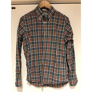 インディヴィジュアライズドシャツ(INDIVIDUALIZED SHIRTS)のキートンチェイスUSA シャツ(シャツ)