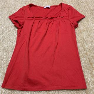 エニィスィス(anySiS)のanysisカットソー(Tシャツ(半袖/袖なし))