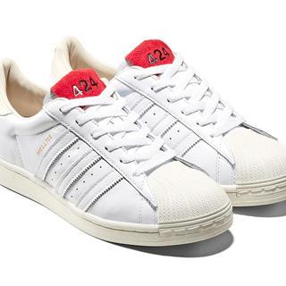 アディダス(adidas)の424 × adidas アディダス スーパースター(スニーカー)